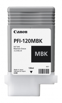 Original Canon PFI-120 MBK, 130ml